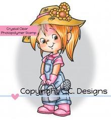 C.C.Designs Gennemsigtige frimærker, Nancy Gardens