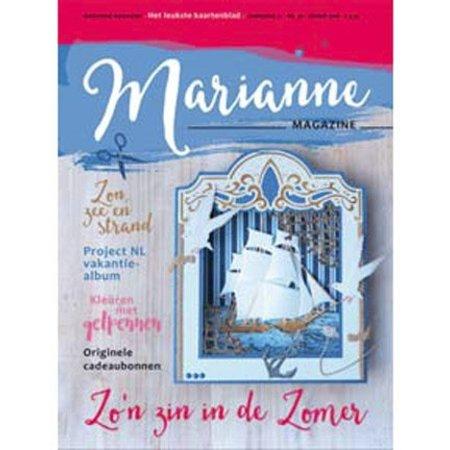 Bücher und CD / Magazines Zeitschrift Marianne Magazin