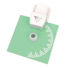 EK Succes, Martha Stewart Stanzer Cartridge: Einsatz für Kreisbordüren Starter Set