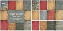 Designer Papier Scrapbooking: 30,5 x 30,5 cm Papier Designer Block, 30,5 x 30,5 cm