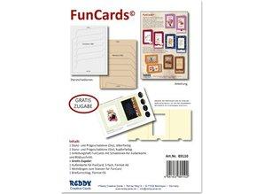 Spellbinders und Rayher 2 stansning og prægning skabeloner til slide-kort!