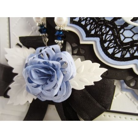 Creative Expressions Stanz- und Prägeschablone: Classic Rose