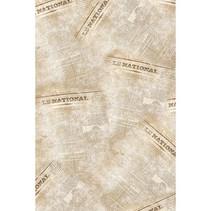 2 sheets 40x60cm Paper Patch, 1 design