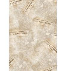 Vintage, Nostalgia und Shabby Shic 2 sheets 40x60cm Paper Patch, 1 design