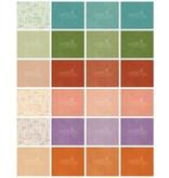 Graphic 45 Designer Block, 15.2 x 15.2 cm, Time to Flourisch