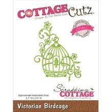 Cottage Cutz Punzonatura e modello di goffratura: Birdhouse Victorian