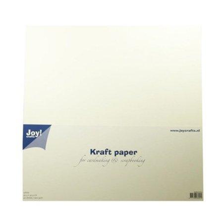 Joy!Crafts und JM Creation Kraft papir, 30,5 x 30,5 cm