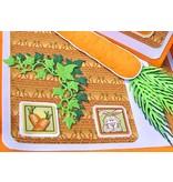 Marianne Design Marianne Design, stansning og prægning skabelon Craftables - Ivy hjørne