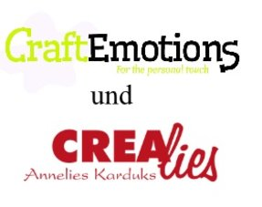 Crealies und CraftEmotions