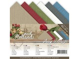 Amy Design Linen cardboard 13,5x27 cm, summer colors,