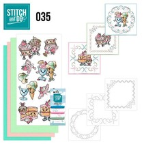 Stitch and Do 35, Cupcakes