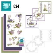 Stitch en do 34, Veld bloemen