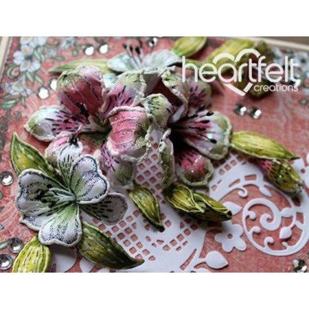 Heartfelt Creations aus USA NUEVO: troquelado y estampado en relieve plantillas Sentido