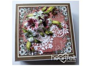 Heartfelt Creations aus USA NEU: Stanz- und Prägeschablonen Heartfelt
