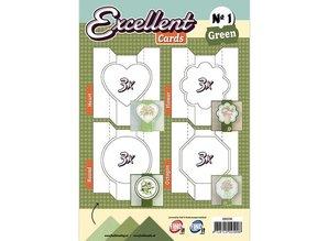 KARTEN und Zubehör / Cards 12 mapas excelentes y diseños