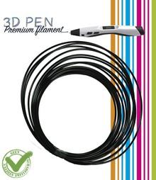 BASTELZUBEHÖR / CRAFT ACCESSORIES 3D-Pen Filament, 5M, schwarz