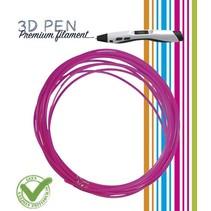 3D Pen filament, 5M, pink