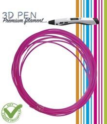 BASTELZUBEHÖR / CRAFT ACCESSORIES Penna 3D filamento, 5M, rosa