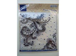 Marianne Design Stamp, Anja's swirl