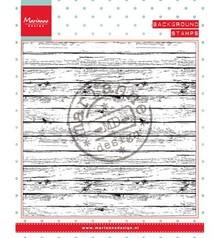 Marianne Design Stamp, sfondo di legno