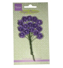 Marianne Design Mini-florets, dark lavender color