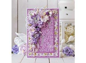 Marianne Design Mini-florets, dark lavender color