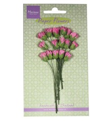 Marianne Design Rose Bud bright pink