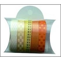 Decorative ribbons, Ribbons