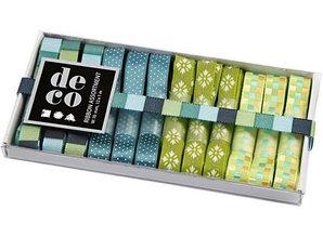 DEKOBAND / RIBBONS / RUBANS ... dekorative bånd kollektion
