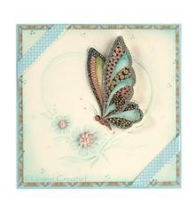 Leane Creatief - Lea'bilities Embossing folders, 14.4x16cm