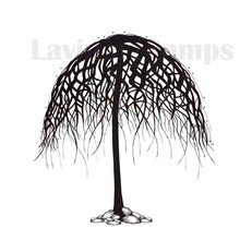 Stempel / Stamp: Transparent Transparent stamp: Tree