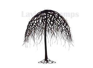 Stempel / Stamp: Transparent Transparent stempel: Tree