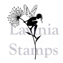 Stempel / Stamp: Transparent Transparent stempel: Flower fe
