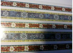 Sticker Glitter Fabric Trims adhesive