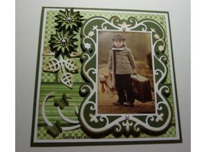 Nellie snellen Decoupage sheets A4 - Vintage Boys