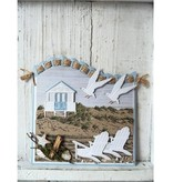 Marianne Design sello transparente: playa / dunas