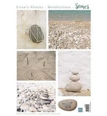 Marianne Design A4 Bilderbogen: ferie tema