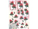 BILDER / PICTURES: Studio Light, Staf Wesenbeek, Willem Haenraets A4 cut sheets: red roses