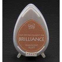 Brilliance Dew Drop, Pearlescent Rust