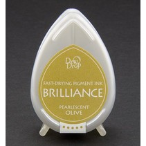 Brilliance Dew Drop, Pearlescent Olive
