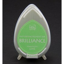 Brilliance Dew Drop, Pearlescent Lime