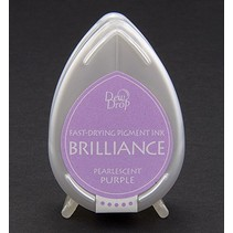Brilliance Dew Drop, Pearlescent Lilla