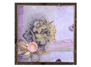FARBE / INK / CHALKS ... Brilliance Dew Drop, Pearlescent Purple