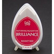 Brillantez del descenso de rocío, Red Rocket