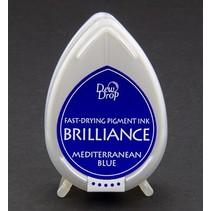 Brilliance Dew Drop, Mediterranean blue