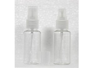 Nellie snellen vial 2 de pulverización (de plástico)