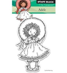 Penny Black Transparent stempel: Adele