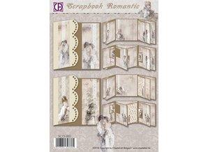 BASTELSETS / CRAFT KITS: Scrapbook Romantico
