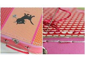 Objekten zum Dekorieren / objects for decorating 1 case, in 2 different sizes in selection
