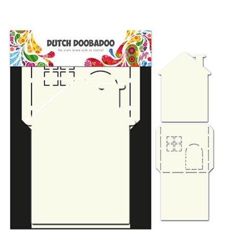 Dutch DooBaDoo A4 Schablone: Card Art Home 2-Teilig